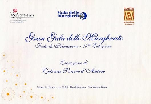 Gala delle Margherite 2007