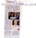 Articolo da Il Messaggero, Gala delle Margherite 2007