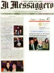 Articolo da Il Messaggero Gala delle Margherite 2010
