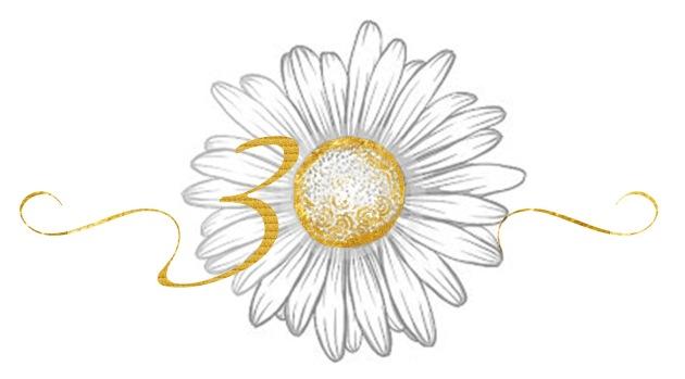 logo-30anni-Gala Delle Margherite 2019